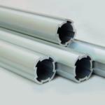 vamzdinės sistemos iš aliuminio profilių
